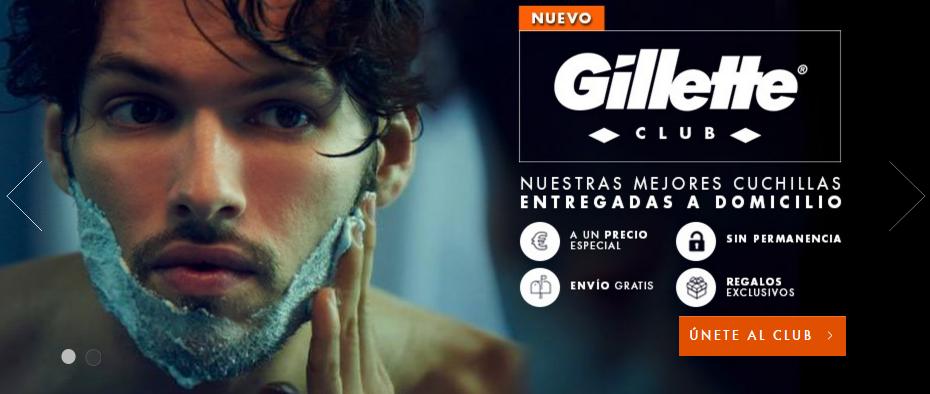 Gillette aprovecha nichos