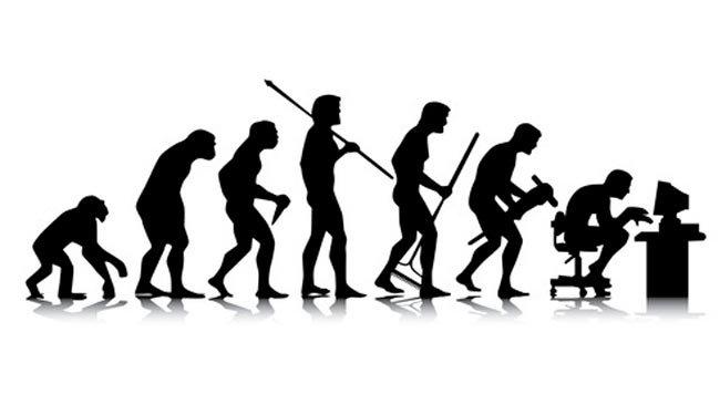Evolución del trabajo
